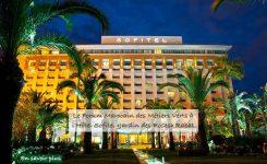 Forum Marocain des Métiers Verts – Rabat le 2 juin 2016